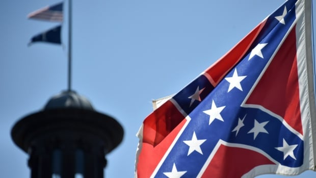 South Carolina's governor said Monday that the Confederate flag should not be flown on the state capitol.