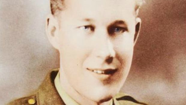 Sgt. Eric Honeyman's bombed plane was shot down over Belgium during the Battled of the Bulge in December, 1944.