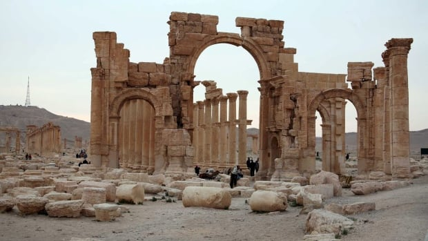 ISIS seized control of the 2,000-year-old town of Palmyra last May, and the following month it was reported that militants had started destroying structures at the UNESCO world heritage site.