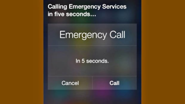 "Regina police say people should not say ""Nine eleven"" to Siri, because it will dial the emergency number 911."