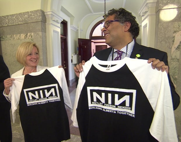 Notley and Nenshi