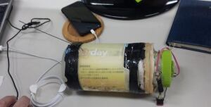Japanese Tsunami transponder