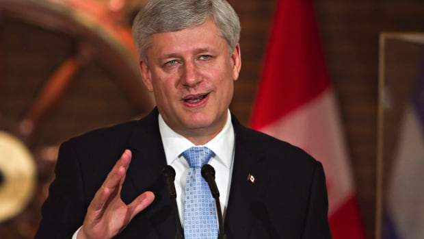 Prime Minister Stephen Harper says Canada will defend its supply management system for dairy and poultry while continuing to pursue one of the biggest trade deals in history Thursday.