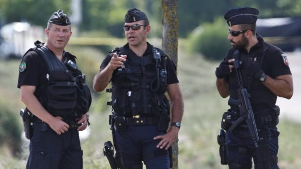The suspect in the attack was known to French intelligence, though no evidence has been found directly linking the man to any known militant groups.