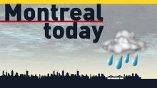 Montreal weather rain