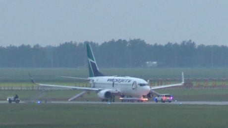 WestJet Flight 442