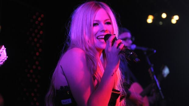 Avril Lavigne performs at an album release party on Nov. 5, 2013 in New York. During an interview on ABC's Good Morning America on Monday, the Canadian pop rocker opened about her struggle to find a diagnosis for Lyme disease.