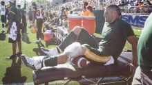 Mike Reilly, Eskimos QB, to miss 10-12 weeks with torn PCL