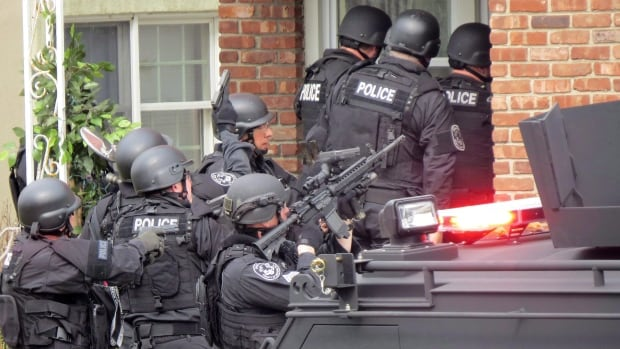 The so-called swatting prank — which authorities say is more accurately described as a crime — involves calling police to falsely report an ongoing serious incident like a shooting, hoping to draw a response that includes heavily-armed tactical squads like a SWAT team.