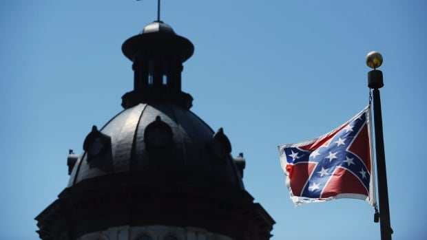 The Ku Klux Klan group planning the protest at the state capitol has a website featuring the Confederate flag on its homepage with a headline that reads, 'Say no to cultural genocide.'