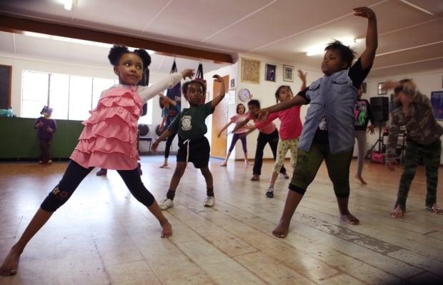 South Africa Dance Studio