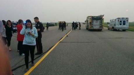 3rd WestJet plane gets threat, but no explosives found