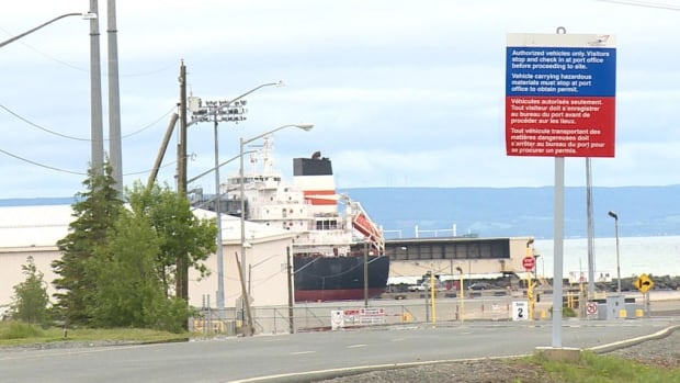 Chaleur Terminals purchased 250 acres of land from the Port of Belledune in 2014, and had planned to begin construction by 2016