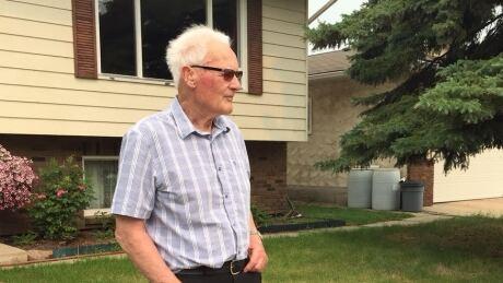 France honours Bonnyville, Alta., WWII veteran on Canada Day
