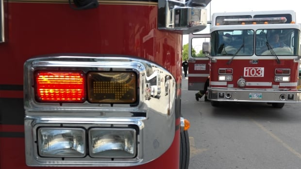 A Winnipeg firefighter is under investigation for allegations related to theft, CBC has confirmed.