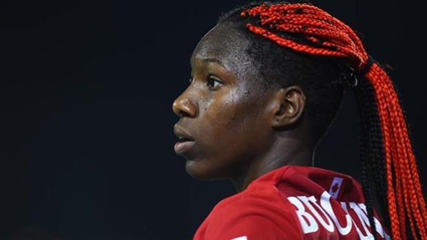 Kadeisha Buchanan won the Women's World Cup's Young Player Award and was the lone Canadian on the tournament all-star squad.