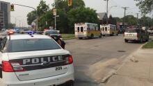 Winnipeg police seek motive in Petersen King law office bombing
