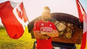 Ben Hayward Canada Day