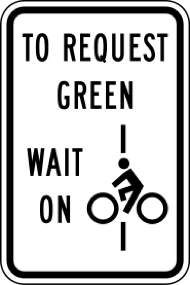 Road sign U.S.
