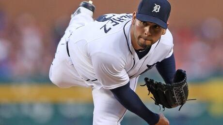 Tigers beat Blue Jays after Anibal Sanchez loses no-hit bid