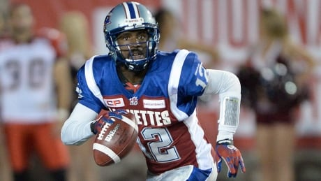 Alouettes rookie Cato throws 3 TD passes to beat Stampeders