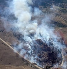 Ashcroft fire