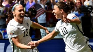 FIFA Women's World Cup: U.S. wins 1st title in 16 years