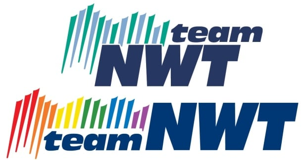 Sport North rainbow logo