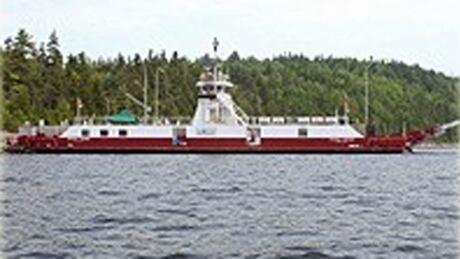 Millidgeville-Kingston ferry breaks down on way back from refit