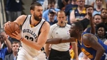NBA free agency: Grizzlies keep Marc Gasol for 5 years, $100M: report