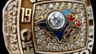 Toronto Blue Jays World Series ring