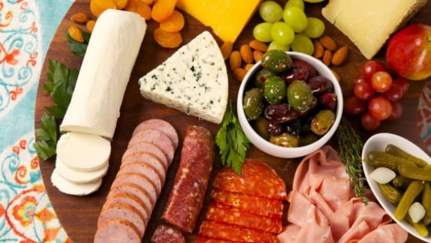 Say good bye to meat and cheese and hello to the veggie platter, Edmonton city council urged.