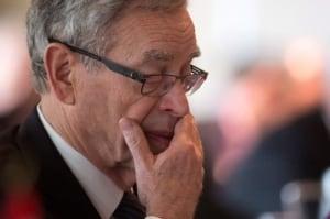 Finance Minister Joe Oliver