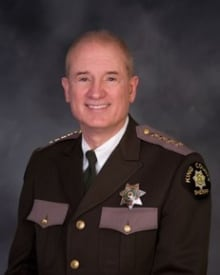 Sheriff John Urquhart
