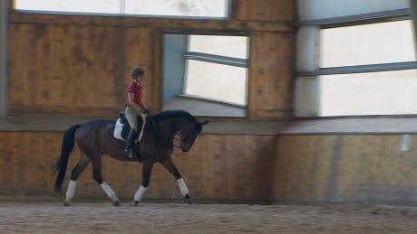 Pan Am Equestrian Rider Belinda Trussell Shows How To Make