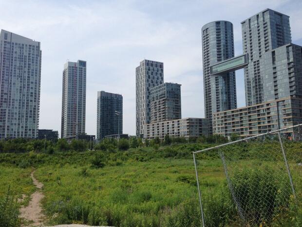 Toronto CityPlace generic