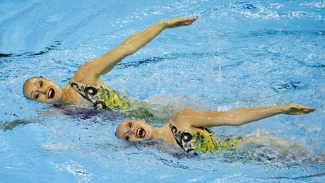 Canada Pan Am Games Synchronized Swimming