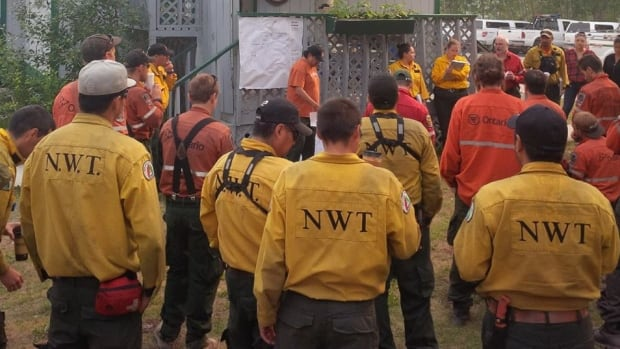 Cool weather allows N.W.T. to send Ontario firefighters ...