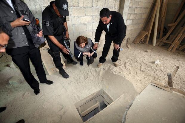 MEXICO-El Chapo GUZMAN July 12 2015 Attorney General Arely Gomez Gonzalez