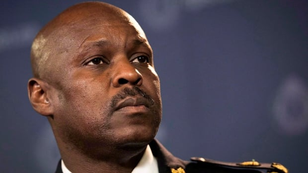 Toronto Police Chief Mark Saunders said he's assembled a team of investigators to look at other cases involving the four officers who now face charges.