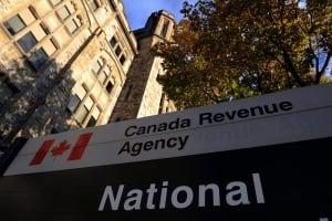 CRA headquarters in Ottawa