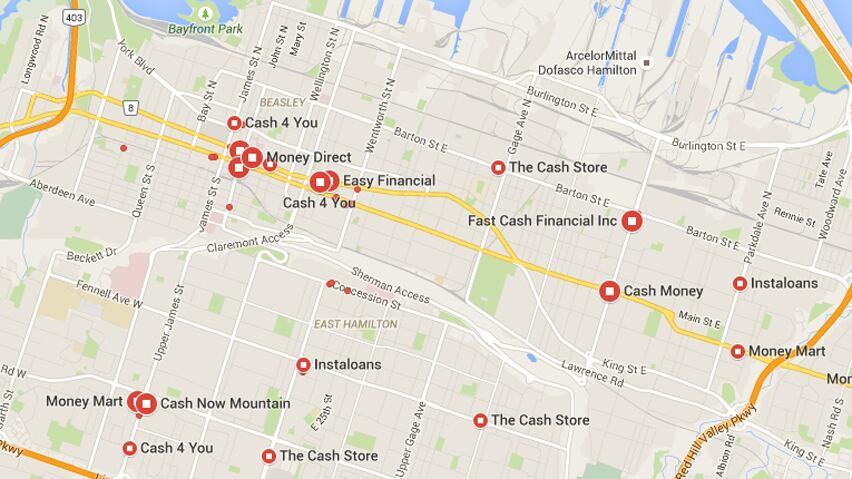 Hamilton payday loans