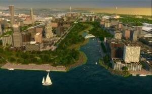Toronto Don River change