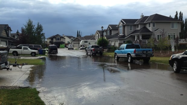 A heavy rainstorm in July 2015 left nearly 300 homeowners with damage to their property.
