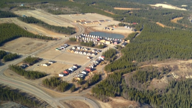 The Yukon government has said the Whistle Bend location was selected for the new facility because of 'adequacy of space, adequacy of access and compatibility of surrounding area.'