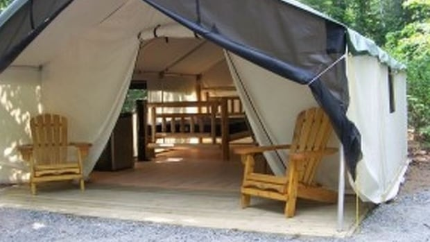 "Ontario Parks says popularity is growing for its ""glamping"" or ""glamourous camping"" facilities."