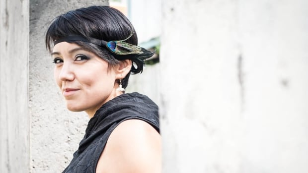 Beatrice Deer is nominated for best album cover at the Indigenous Music Awards.
