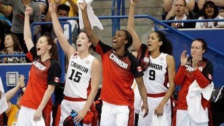 Canada Pan Am Games Basketball