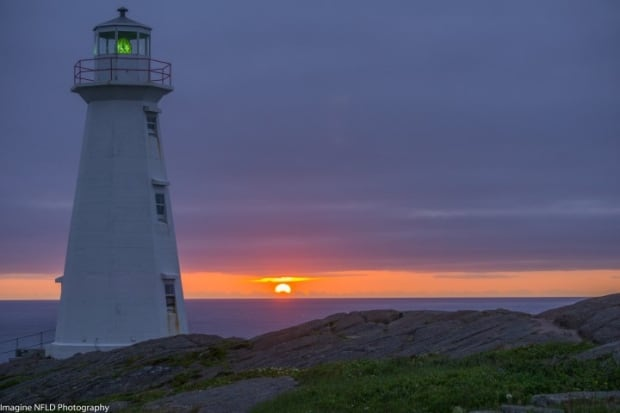 Cape Spear sunrise by Jeff Smith