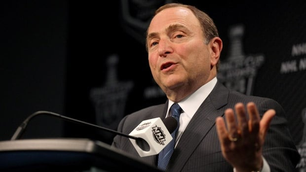 The NHL said it received requests from and sent applications to 16 different groups or individuals.